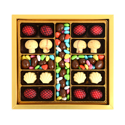 Karnaval Hediyelik Çikolata Kutu