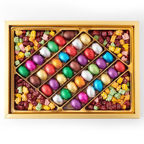 Renklerin Dansı Hediyelik Çikolata Kutu