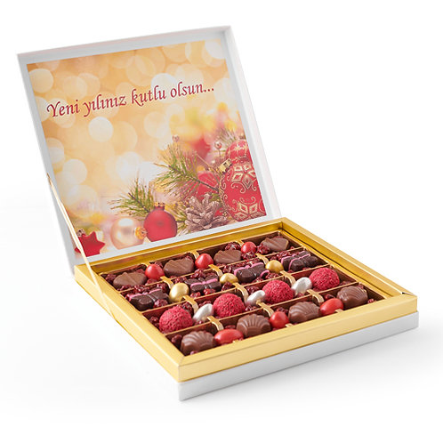 Exclusive New Year Special Chocolate Gift Box