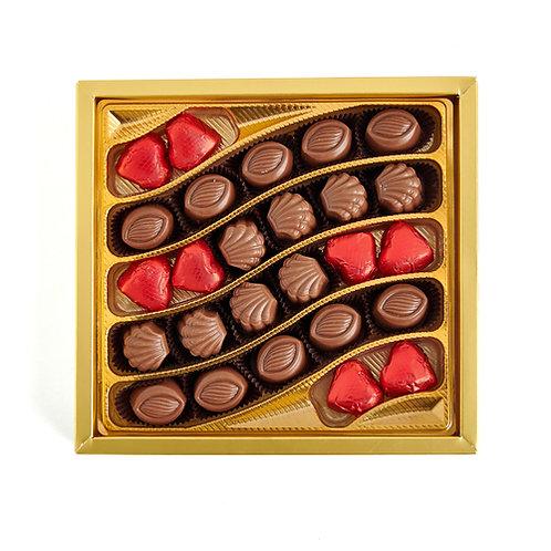 Chocolate Waves Gift Chocolate Box
