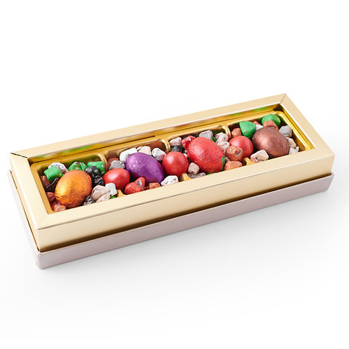 Colorful Flavors Gift Chocolate Box