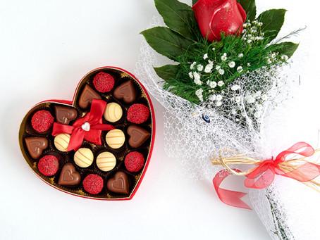 Mutluluk veren hediye: çikolata