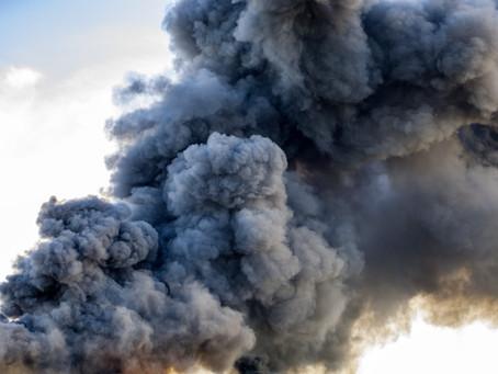 Onde há fumaça deve haver fogo em algum lugar.