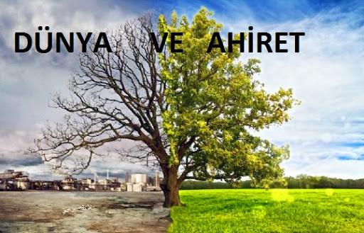 Dünya ve Âhiret'te mutluluk nasıl olur ?
