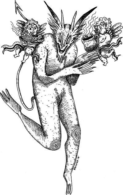 GranaziBrunchIllustration-DemonAngelBabi