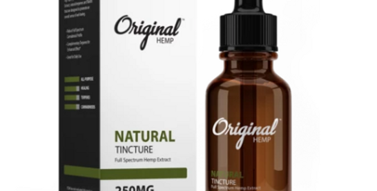 Natural Tincture 2000mg (30mL)