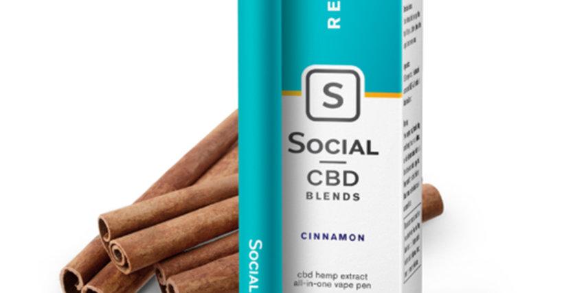 Relax | Cinnamon Vape Pen