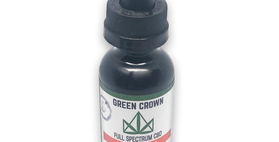 Green Crown Blood Orange 500MG 1 oz