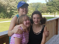 Laura, Roni and Madison at a party.jpg