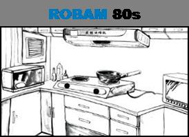 ROBAM 80s
