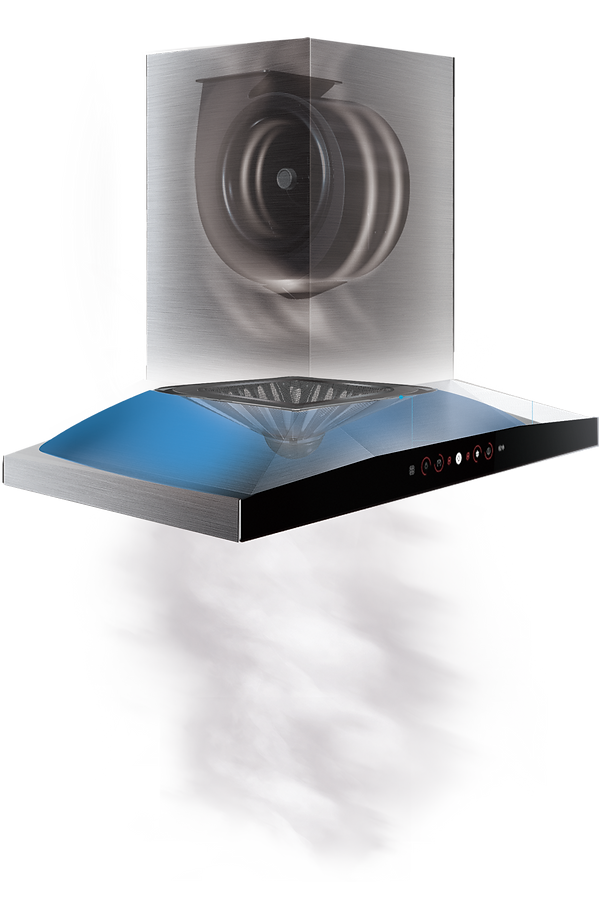 ROBAM GEN 4 Powerful Rangehood