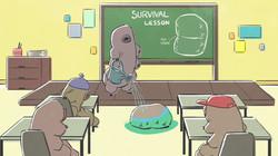 A tardigrade survival lesson
