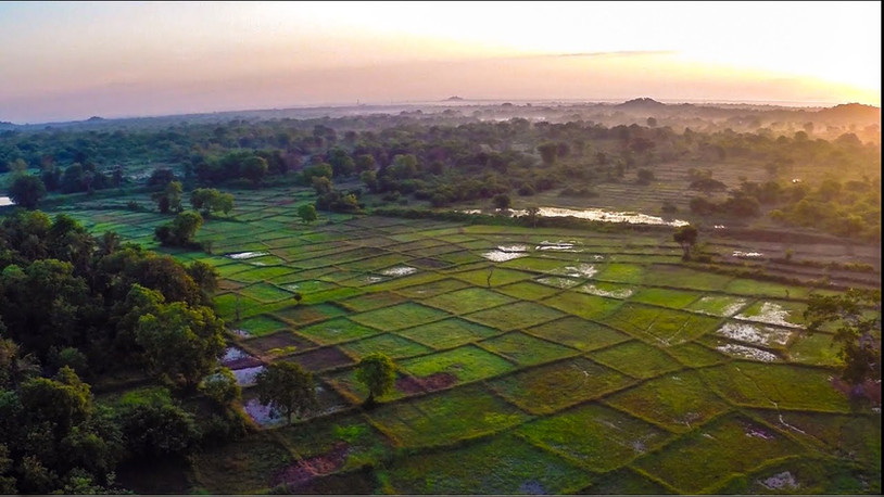 Ancient water tanks of Sri Lanka to adapt to a changing climate