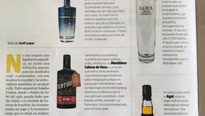 Goya Tequila en La Vanguardia