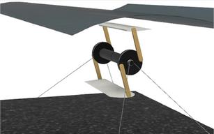 LiftWEC - Development of a novel wave energy converter based on hydrodynamic lift forces