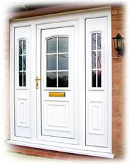 UPVC door Burnley