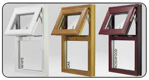 UPVC frame colours
