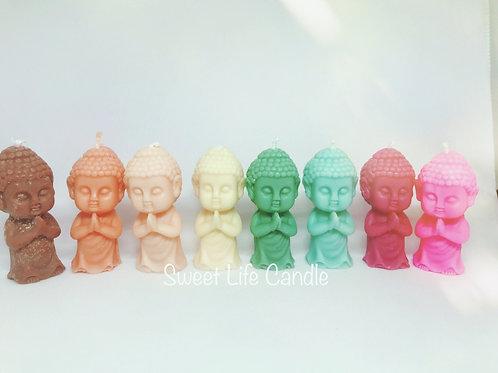 Oriental Budda Candle