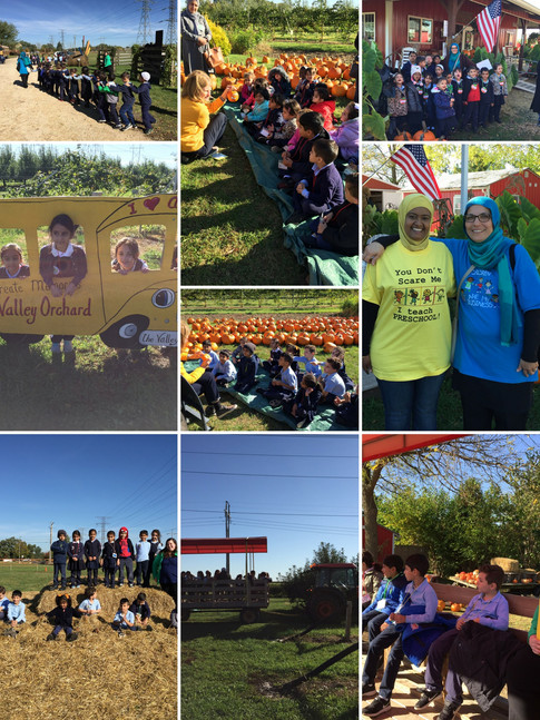 Valley Orchard Field Trip 2017