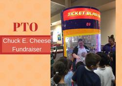 Chuck E. Cheese Fundraiser