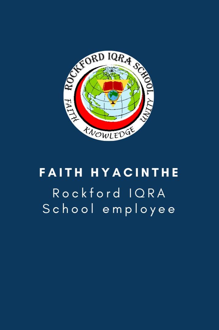 Faith Hyacinthe