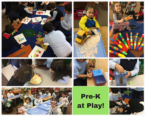 Pre-K at Play!