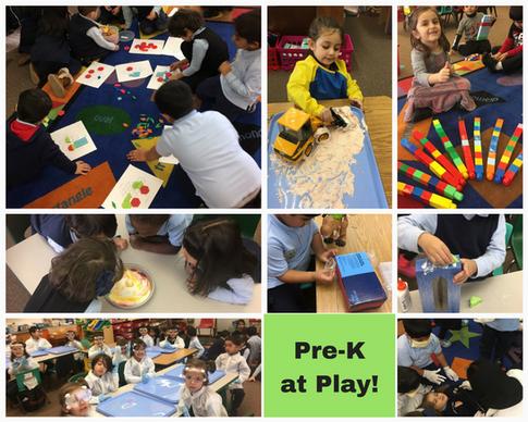 Pre-K at Play!