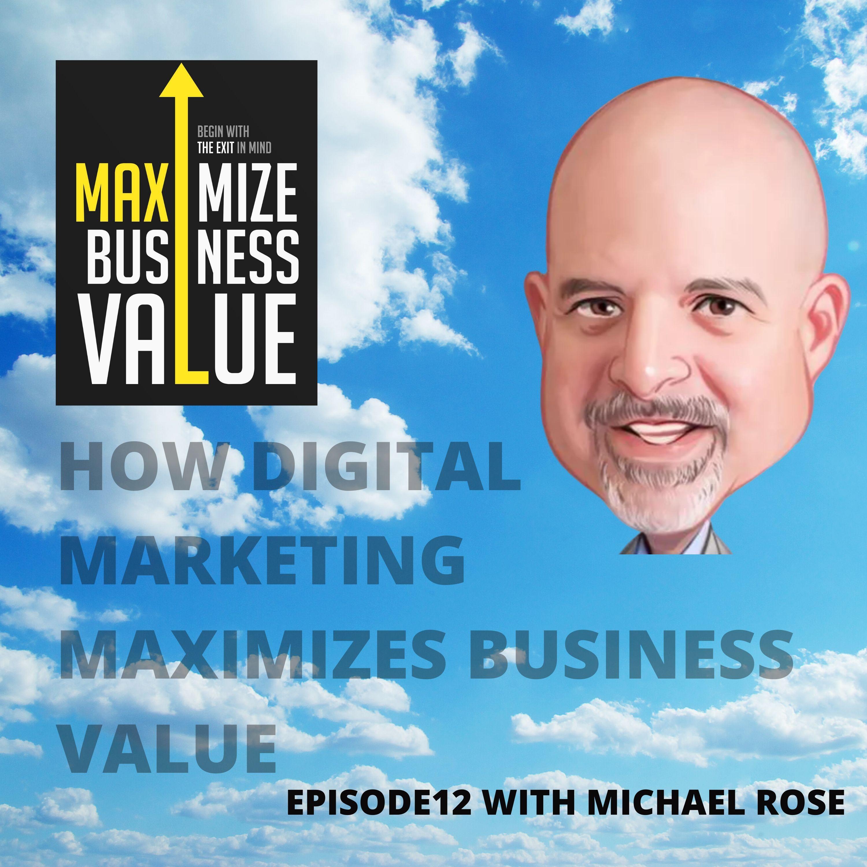 Maximize Business Value Podcast episode 12