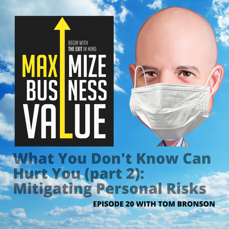 Maximize Business Value Podcast - art  (