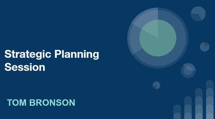 Strategic Planning Session