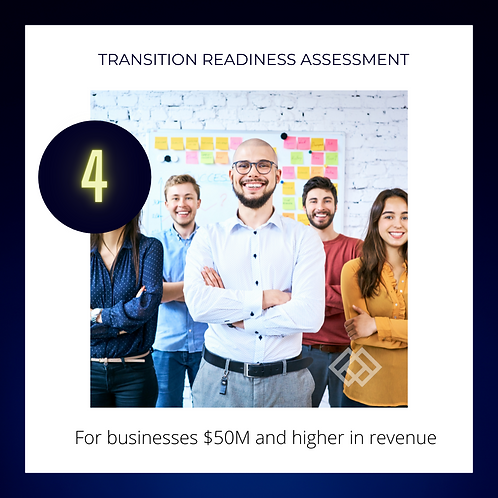 Transition Readiness Assessment #4