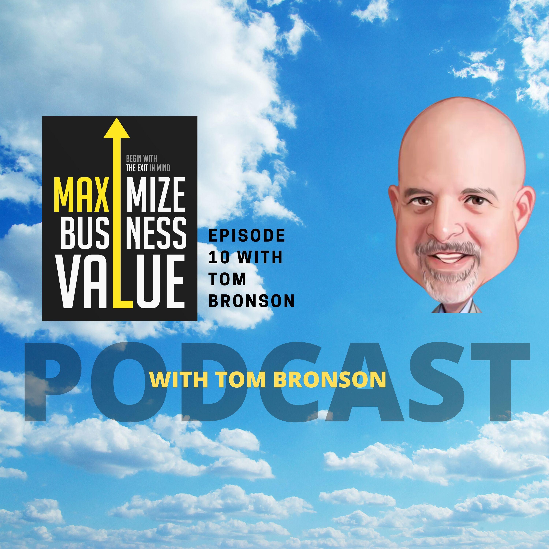 Maximize Business Value Podcast Ep 10 jp