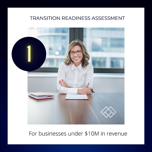 Transition Readiness Assessment #1