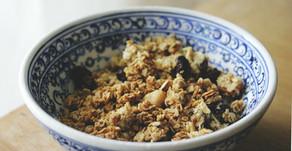 Recette IG bas : Mon granola gourmand