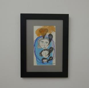 Indoor Grafti Serisi // Baysan Yüksel