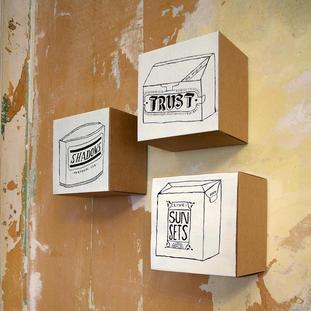 Hang a box // Elyron