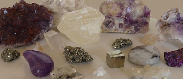 pierres et cristaux du chakra coronal