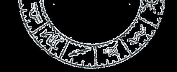 roue du zodiaque