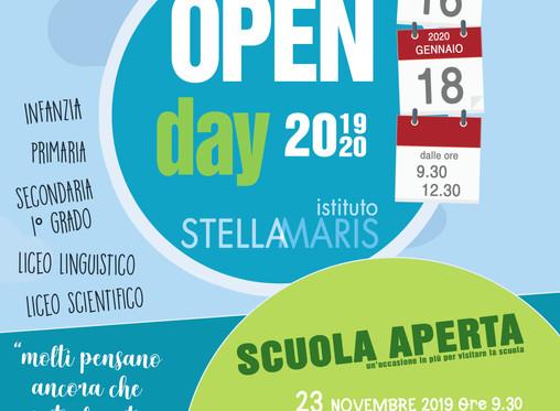Open Day e Scuola Aperta!
