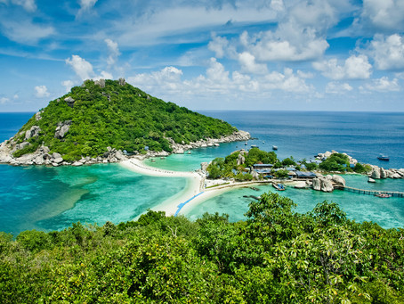 🇹🇭 Thailand – Paradise on the islands