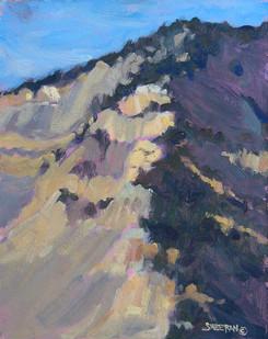 China Wall 8x10 Pastel
