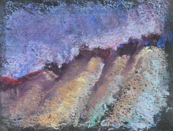 Landforms Pastel