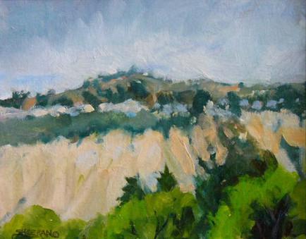 Meeker Hills 10 X 8 Oil
