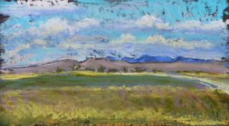 Western Fields Pastel