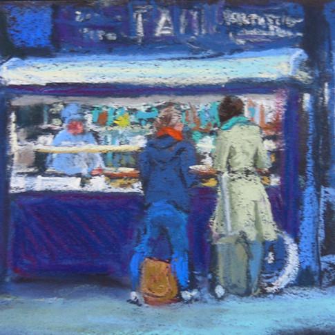Food Court 8x6 Pastel