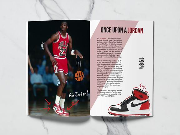 Once Upon A Jordan (Article)