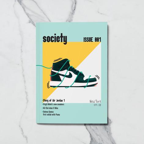 Society Magazine