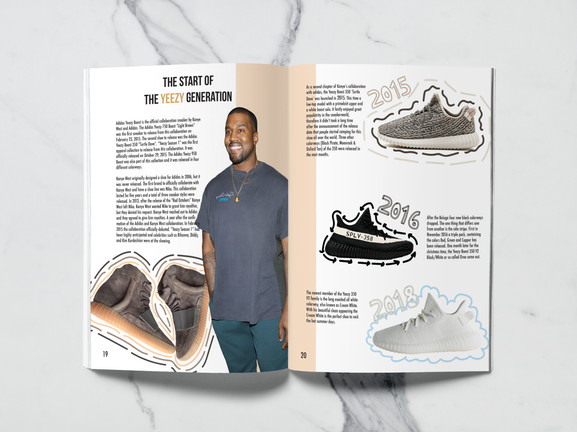 The Start of the Yeezy Generation (Article)