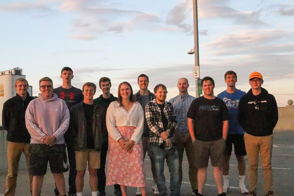 FHR21 Team Picture