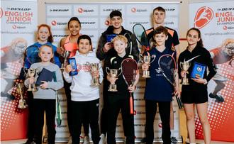 Congratulations to Katie Malliff winning the Dunlop English Junior Squash Girls U19 championship.